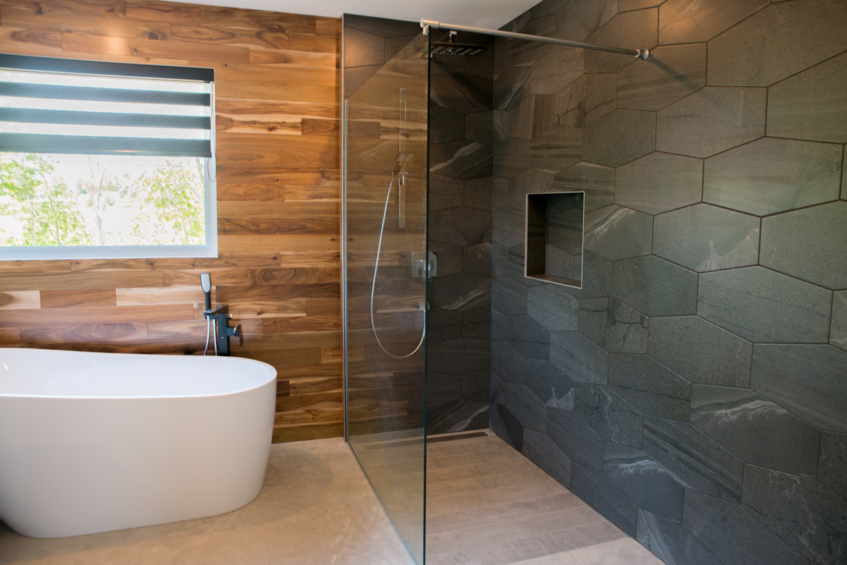Salle de bain design | Construction D-Mark